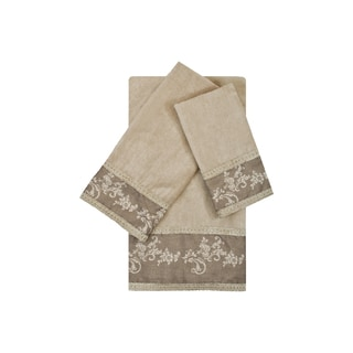 Sherry Kline Winchester 3-piece Embellished Towel