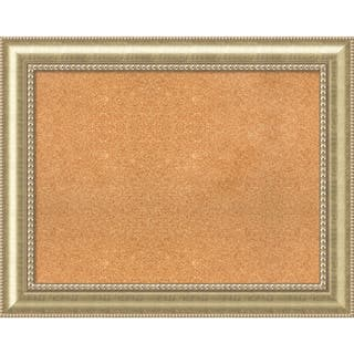 Framed Cork Board, Choose Your Custom Size, Astoria Champagne Wood|https://ak1.ostkcdn.com/images/products/14154587/P20756248.jpg?impolicy=medium