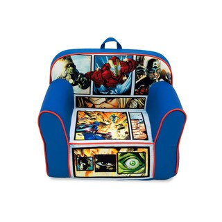 Delta Children Foam Snuggle Chair, Marvel Avengers