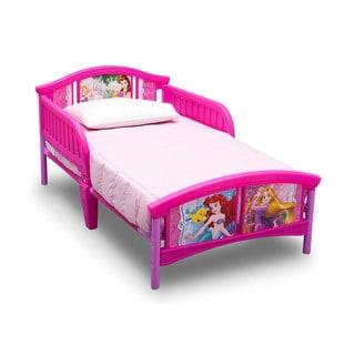 Disney Princess Plastic Toddler Bed