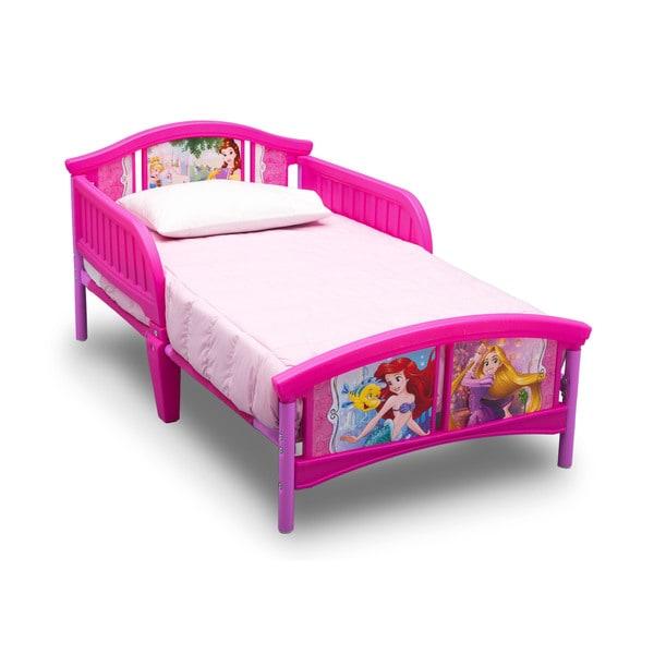 Disney Princess Plastic Toddler Bed. Opens flyout.
