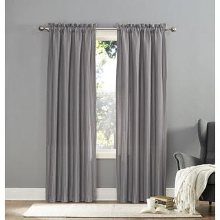 No. 918 Orsay Jacquard Damask Polyester Rod Pocket Curtain Panel
