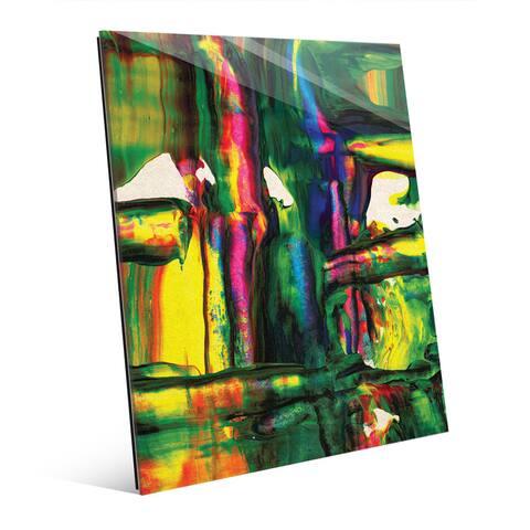 'Bulungi' Glass Wall Art Print