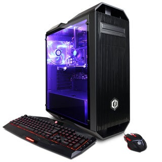 CYBERPOWERPC Gamer Xtreme GXi10140OS w/ Intel i5-7600 3.8GHz Gaming Computer