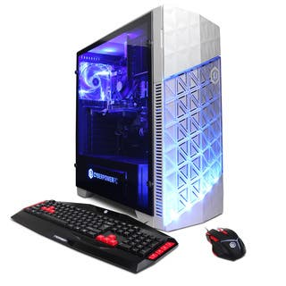 CYBERPOWERPC Gamer Xtreme GXi10220OS w/ Intel i3-7100 3.9GHz Gaming Computer|https://ak1.ostkcdn.com/images/products/14155331/P20756840.jpg?impolicy=medium
