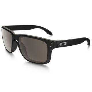 Oakley Holbrook Men's Matte Black/Grey Holbrook Sunglasses