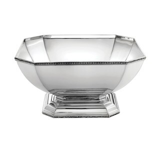 Reed & Barton Heritage Pewter 11.75-inch Footed Bowl