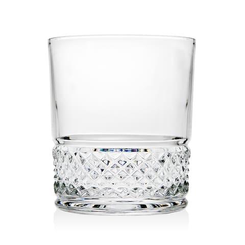 Silhouette DOF Crystal Glasses (Set of 4)