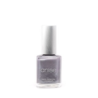 Anise Nail Polish Gun Metal Grey