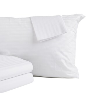 Luxurious 500 Thread Count Hypoallergenic Pillow Protectors (Set of 4) (3 options available)