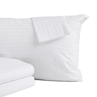 Luxurious 500 Thread Count Hypoallergenic Pillow Protectors (Set of 4)