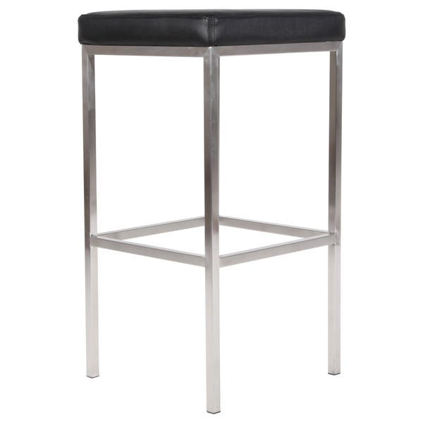 Brilliant Shop Mlf Sgabello Cube Leggero Bar Stool Chair No Back 2 Ibusinesslaw Wood Chair Design Ideas Ibusinesslaworg