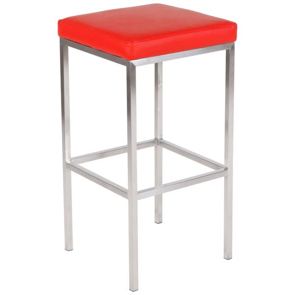 Excellent Shop Mlf Sgabello Cube Leggero Bar Stool Chair No Back 2 Ibusinesslaw Wood Chair Design Ideas Ibusinesslaworg