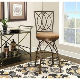 Link to Big and Tall Metal Crossed Legs Bar Stool (As Is Item) Similar Items in As Is