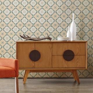 INK+IVY Metro Natural Oak Buffet/ Dresser