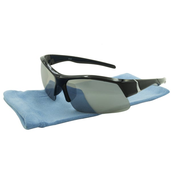 d47ee481b41 Shop Alta Vision LR99167-SLV Sunglasses - Free Shipping On Orders Over  45  - Overstock - 14155973