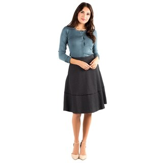 DownEast Basics Women's Winter Escape Skirt