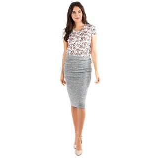 DownEast Basics Women's Keep it Easy Skirt