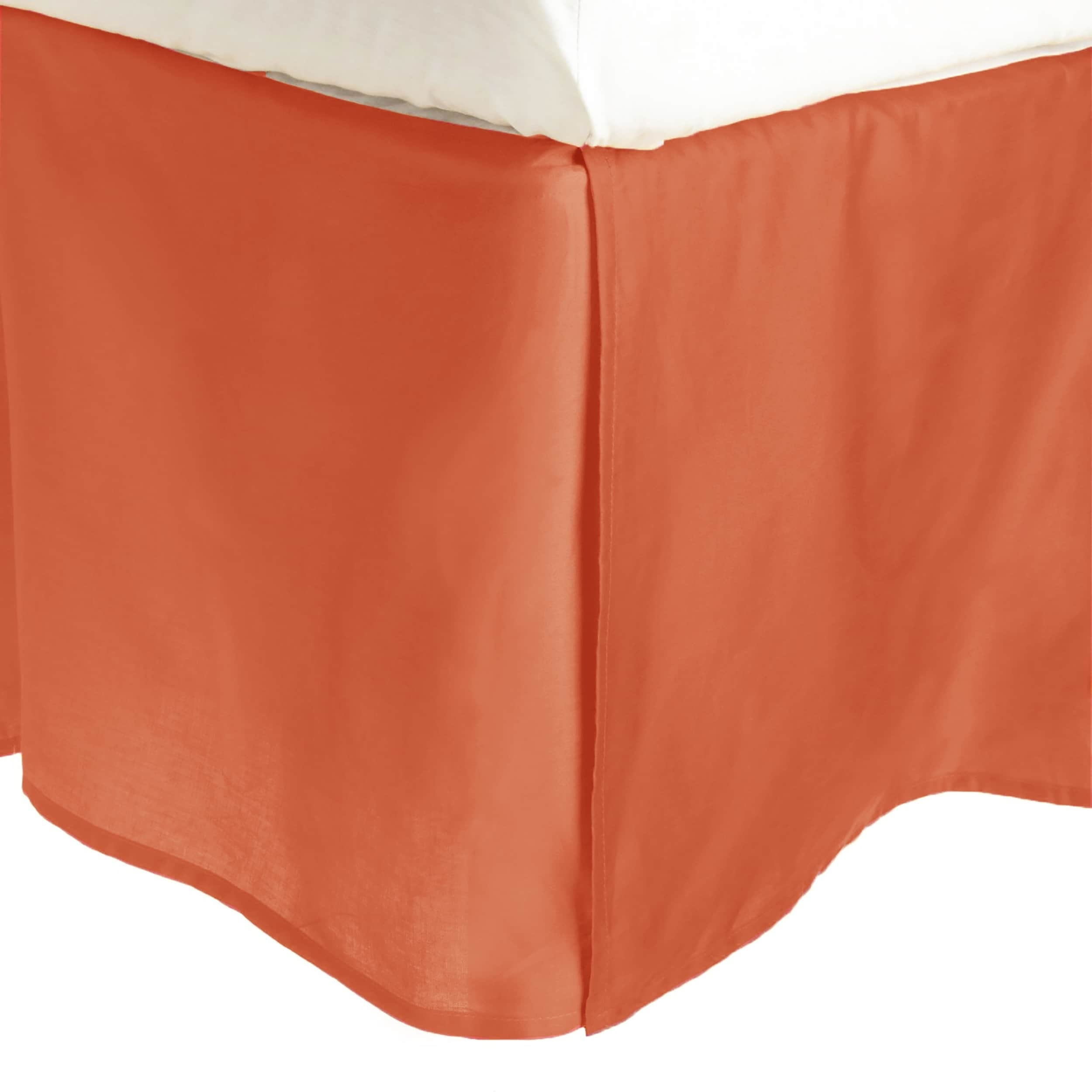 Superior 300 Thread Count Combed Cotton 15-inch Drop Beds...