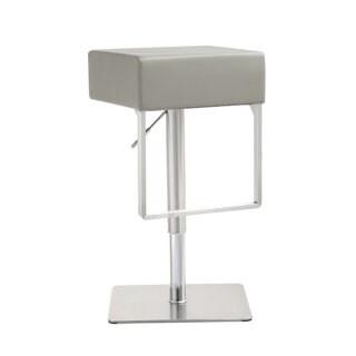 Seville Light Grey Steel Barstool