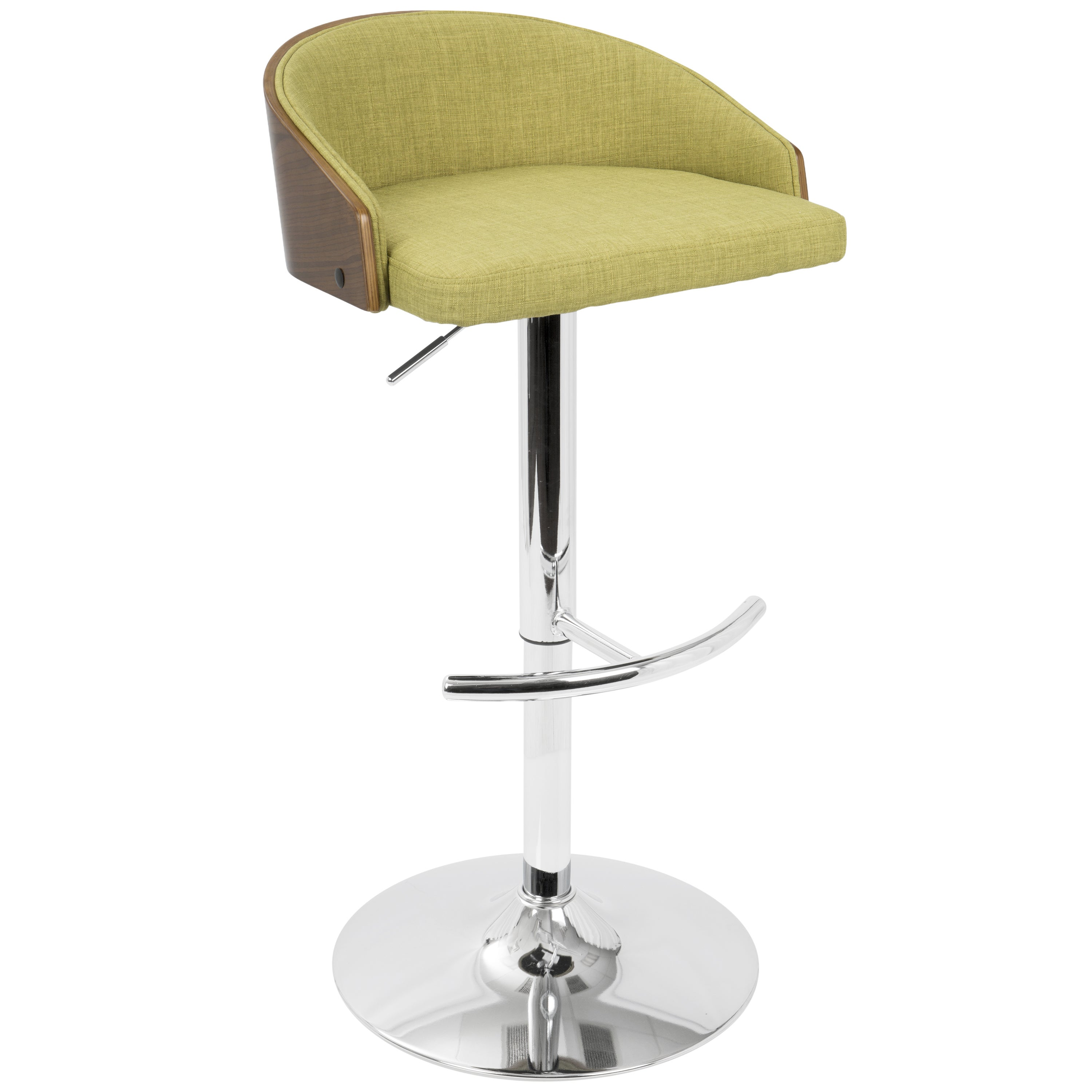 stool nickel best bar forest boundless adjustable satin walnut stools for table idea and counter ideas plan