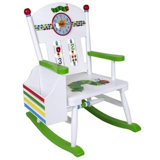 Very Hungry Caterpillar Rocker