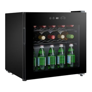 SPT 16-bottles Single Zone Compressor Wine Cooler