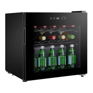 SPT 16-bottles Single Zone Compressor Wine Cooler