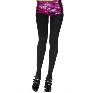 Music Legs Women's Opaque Nylon One-size-fits-most Tights