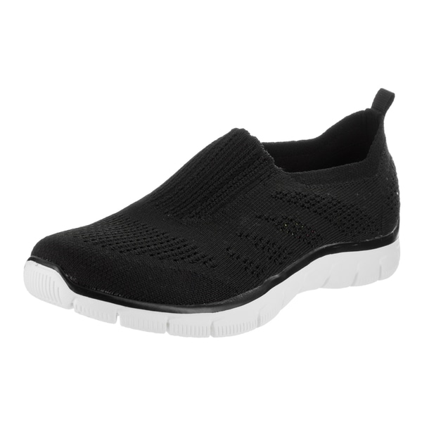 eed3f9ebb83a Shop Women s Skechers Empire Inside Look Slip-On Sneaker Black ...