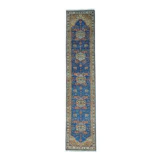1800getarug Antiqued Bakshaish 300 Kpsi Natural Dyes Oriental Runner Rug (2'6x13'3)