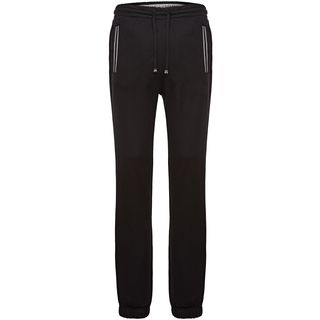 Hugo Boss Hadiko Black Cotton Sweatpants