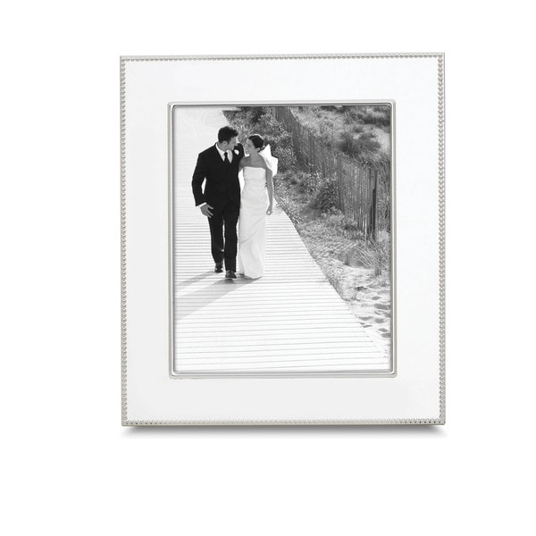 Reed & Barton Lyndon 8x10-inch Frame - Free Shipping Today ...