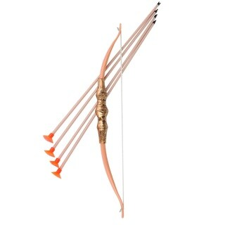 Forest Princess Bow And Arrows