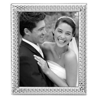 Reed & Barton Silvertone Metal 8-inch x 10-inch Frame