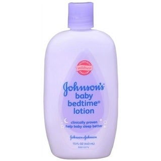 Johnson Baby Bedtime 15-ounce Lotion