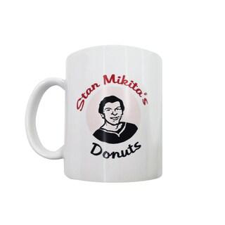 Stan Mikita's Donuts Mug Wayne's World