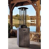 Signature Design by Ashley Hatchlands Brown Patio Heater