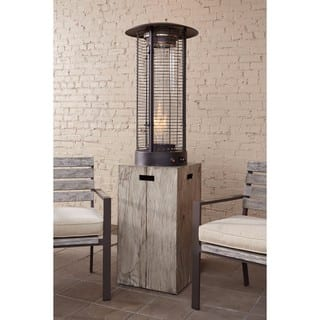 Signature Design by Ashley Peachstone Brown Patio Heater https://ak1.ostkcdn.com/images/products/14159813/P20760570.jpg?impolicy=medium