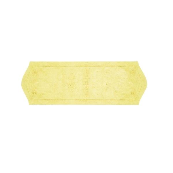 Waterford Yellow 22 x 60-inch Bath Rug