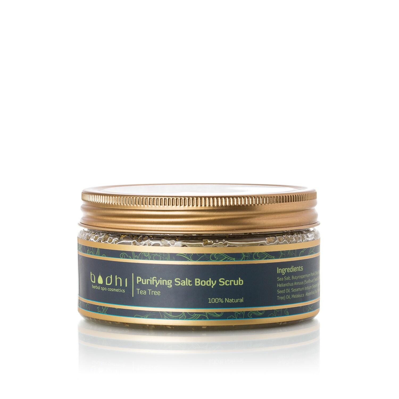 Bodhi Cosmetics 8.5-ounce Luxury Body Salt Scrub Infused ...