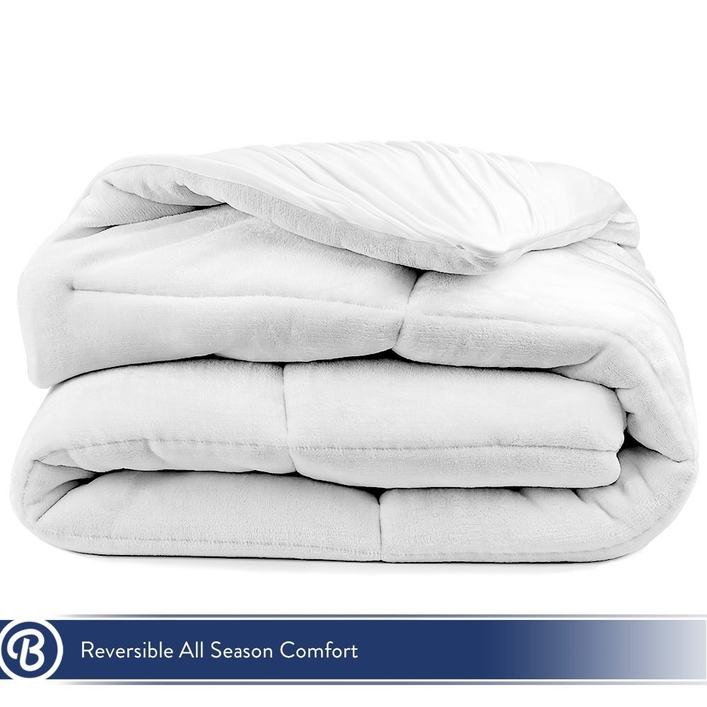 Overfilled Matress Pad Cotton Mattress Topper Down Alternative Breathable Cover