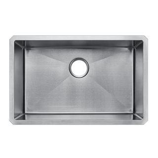 Starstar Stainless Steel 29-inch 16-gauge Undermount Single Bowl Kitchen Sink