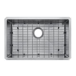 Starstar Stainless Steel 29-inch Undermount Single-bowl Kitchen Sink with Grids