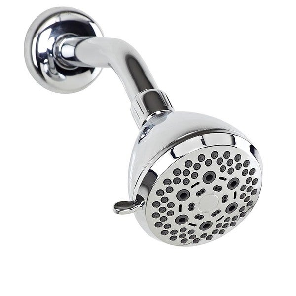 Bath Bliss 6 Function Deluxe Shower Head