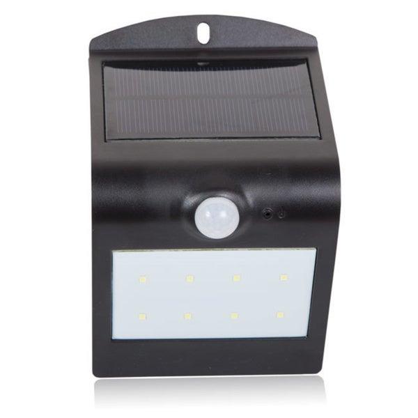 Shop Maxxima Led Solar Dusk To Dawn Motion Sensor Outdoor