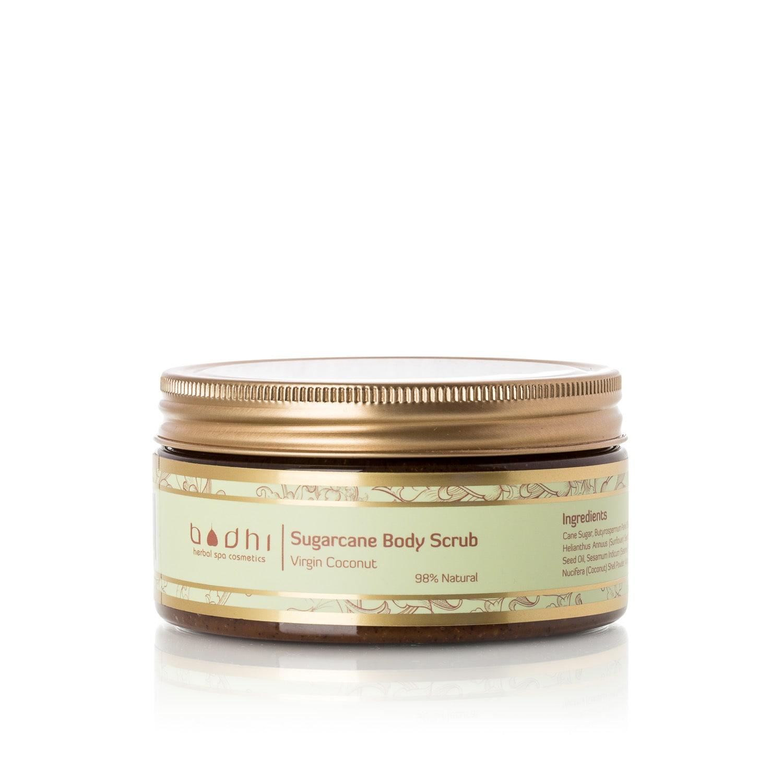 Bodhi Herbal Spa Cosmetics Luxury Coconut Sugar Cane 8.5-...