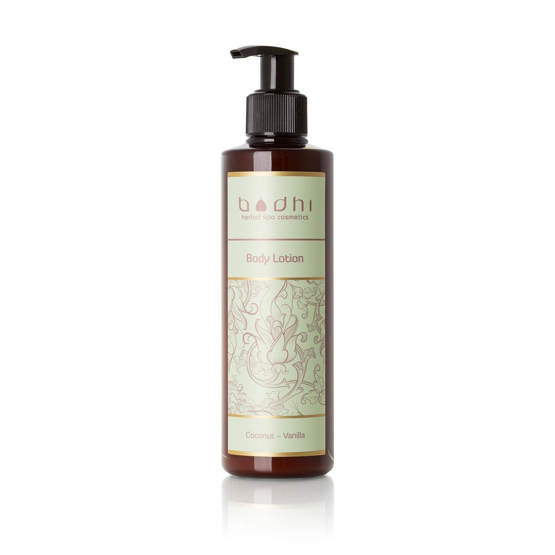 Bodhi Herbal Spa Cosmetics Decadent Coconut (White) Vanil...