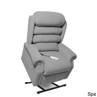 Mega Motion Stellar 3-Position Lounge Chair with Extra Tall Back (3 options available)
