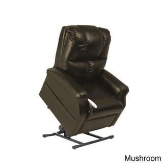 Mega Motion Main Street 3-Position Lounge Chair (5 options available)